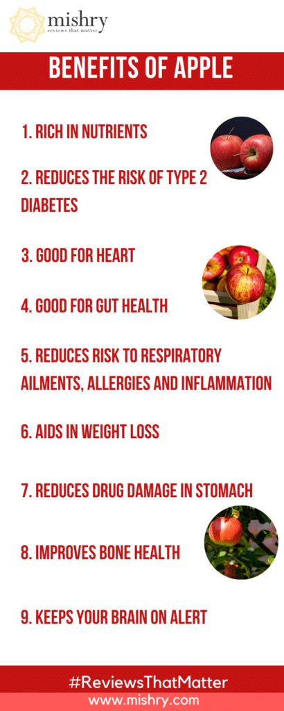 Benefits Of Apples: Why You Should Have An Apple Every Day