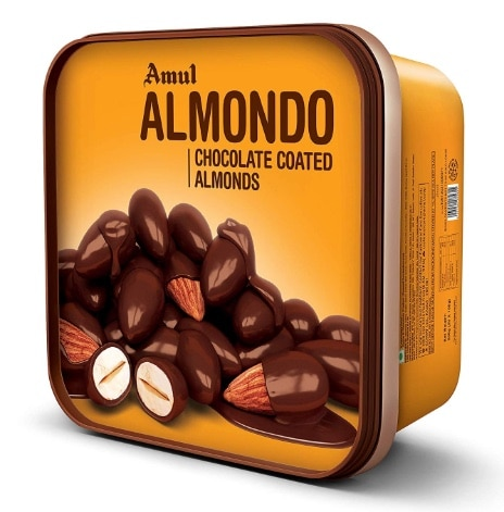 Amul Almondo – Chocolate Coated Almonds: #FirstImpressions