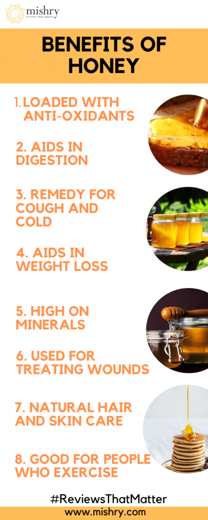 8 Natural Benefits Of Honey