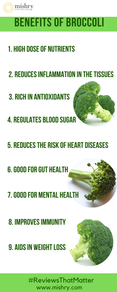 Amazing Health Benefits Of Broccoli You Should Know