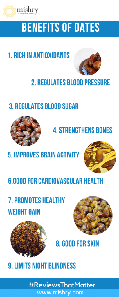 Dates And Heart Health: 9 Impressive Benefits Of Dates That Make It A Great Choice For Your Diet