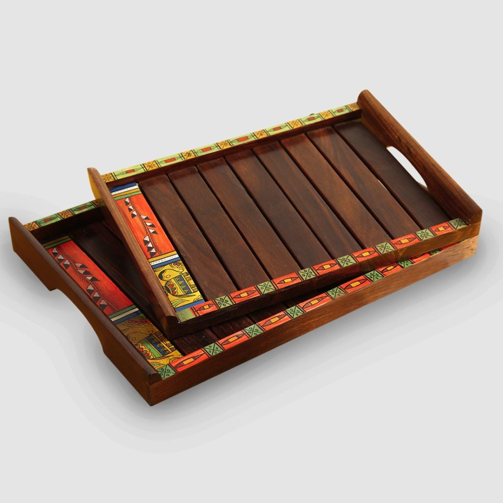 Serve With Style With These Classy Serving Trays