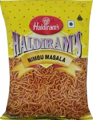 Haldiram's Namkeen – The Best Bhujia and Sev
