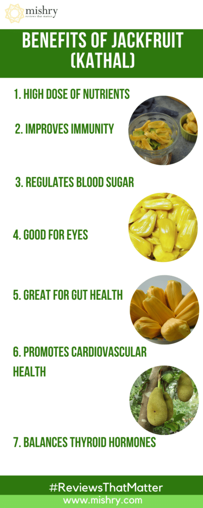 Jackfruit Benefits: Surprising Health And Beauty Benefits Of Kathal You Must Know