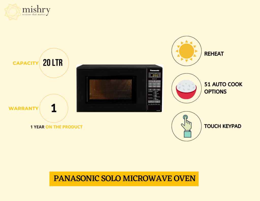 20 Best Microwave Ovens in India 2020 – Reviews and buying guide