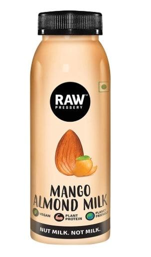 Mishry Mums Review: Raw Pressery Mango Almond Milk