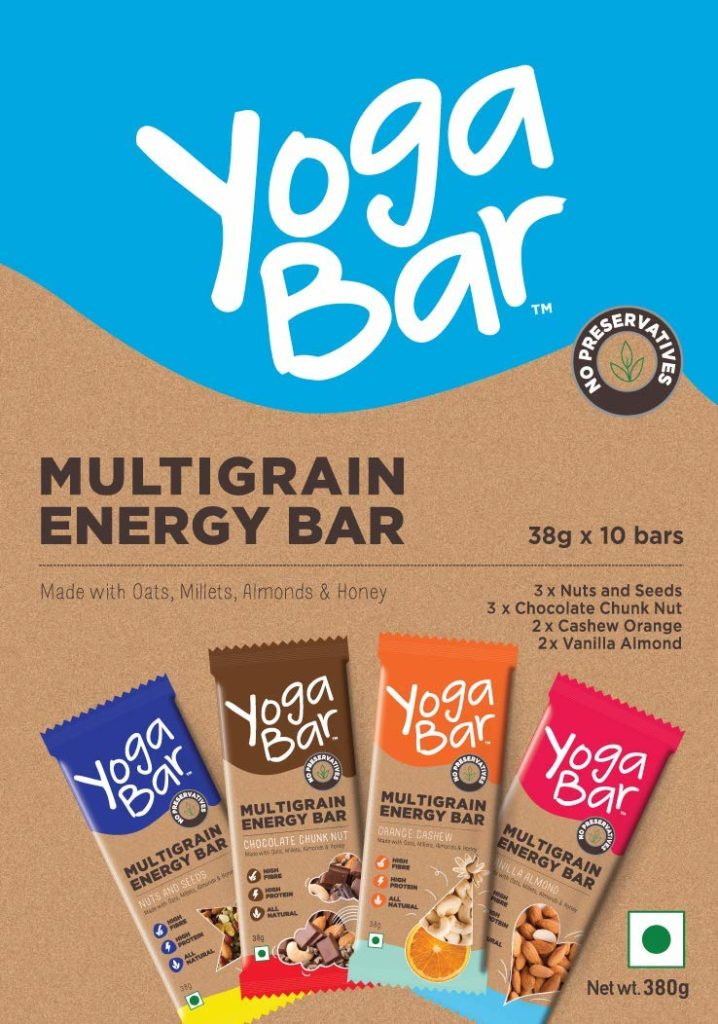 Mishry Mums Review: Yoga Bar Multigrain Energy Bars