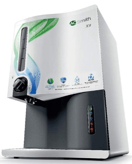AO Smith X8 9-L Green RO Series Water Purifier