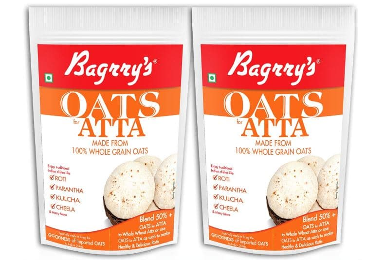 Bagrry's Oats Atta Review