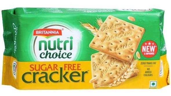 The New Britannia Nutri Choice Sugar-Free Cracker Review