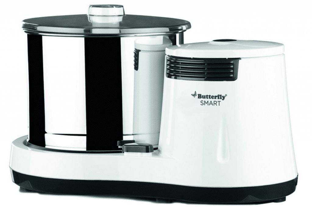 Butterfly Smart 150-Watt Table Top Wet Grinder- Best wet grinder in India 2020