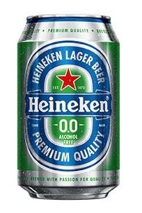 Heineken 0.0 Non Alcoholic Drink Review