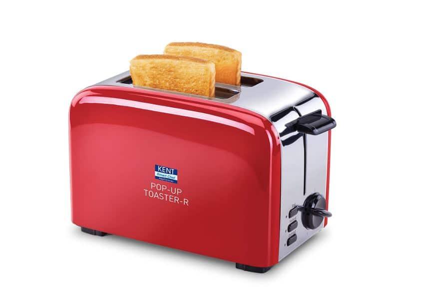 Kent 16030 850-Watt-2-Slice Pop-up Toaster- best toaster in India 2020