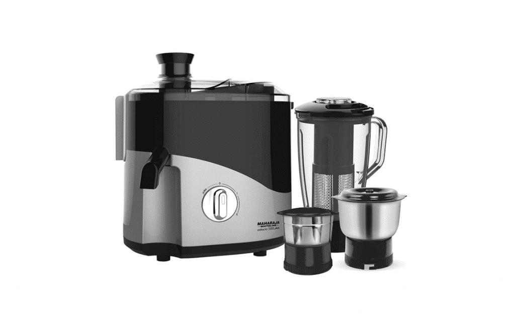 Maharaja Whiteline Jmg Odacio Plus Juicer Mixer Grinder- best juicer mixer grinder in India