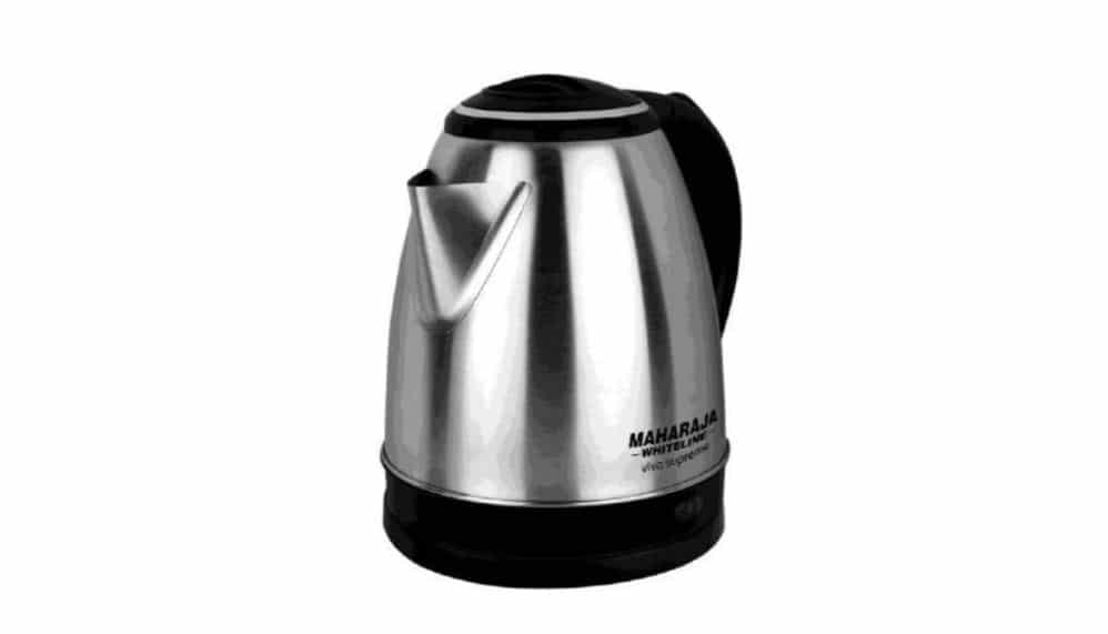 Maharaja Whiteline Vivo Classic 1500W Electric Kettle- best electric kettles in India