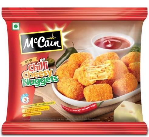 McCain Chilli Cheesy Nuggets