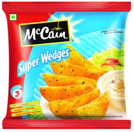 McCain Super Wedges Review