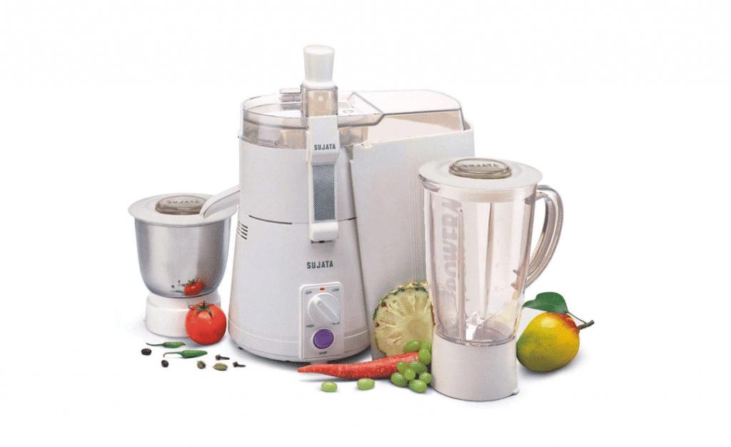 Sujata Powermatic Plus Juicer Mixer Grinder- bes juicer mixer grinder in India 2020