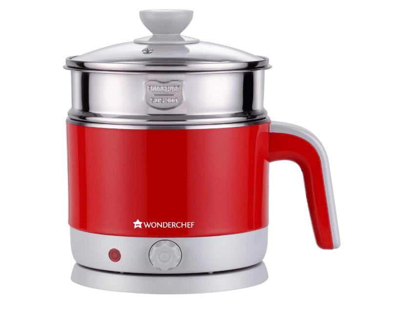 Wonderchef Luxe 63152931 1.2 L Kettle- Best electric kettle