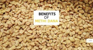 benefits of methi dana