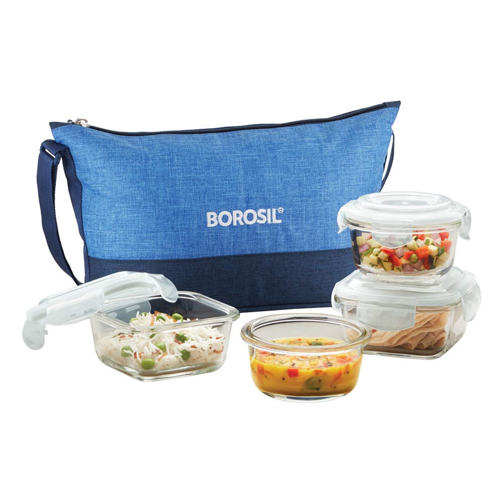 Lunch Boxes To Keep Your Daily Meals Hot and Fresh