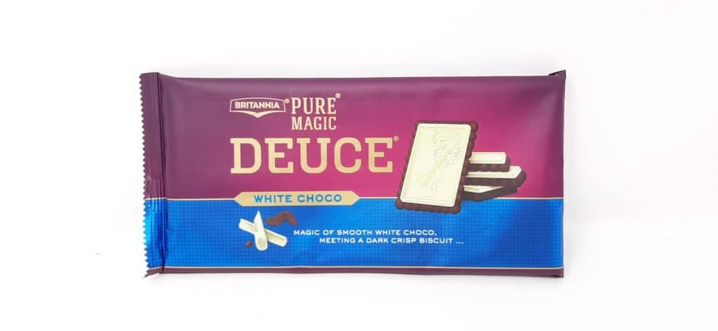 Britannia Pure Magic Deuce Choco Biscuit Review