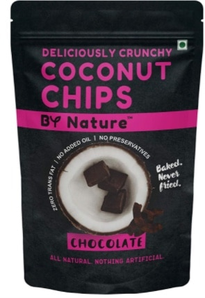 By Nature Coconut Chips (Chocolate) Review
