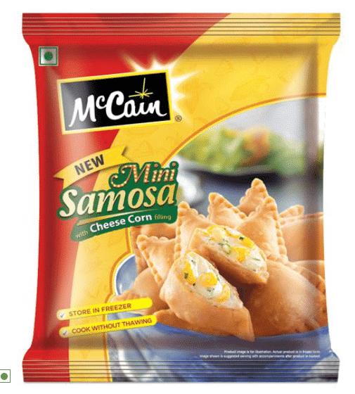 Mishry Mums Review: McCain Mini Samosa