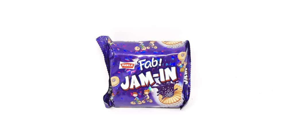The Tastiest Jam Biscuits Review | Britannia Vs Parle