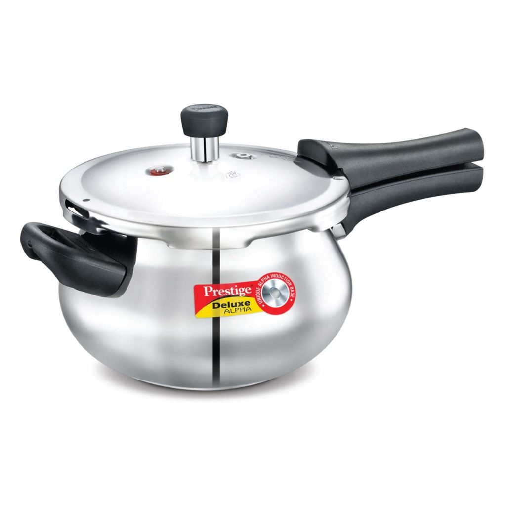 Pressure Cookers For Small Families & Bachelors