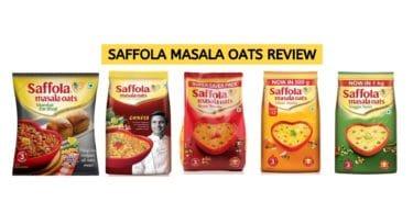 saffola masala oats review