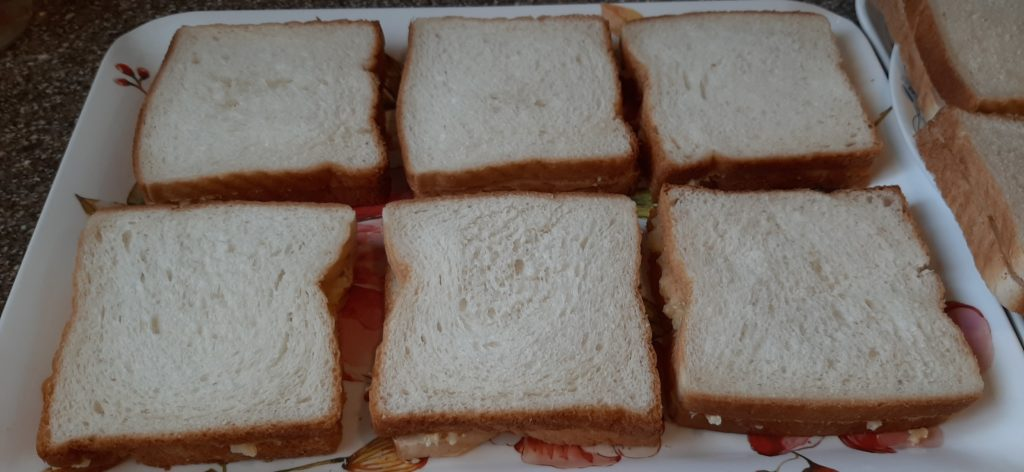prepared sandwich - best sandwich maker