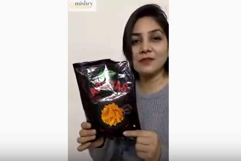 Mishry Mums Review: Wingreen Farms Appitas Baked Pita Chips