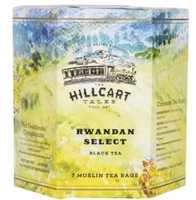 The Hillcart Tales Rwandan Treasure Review
