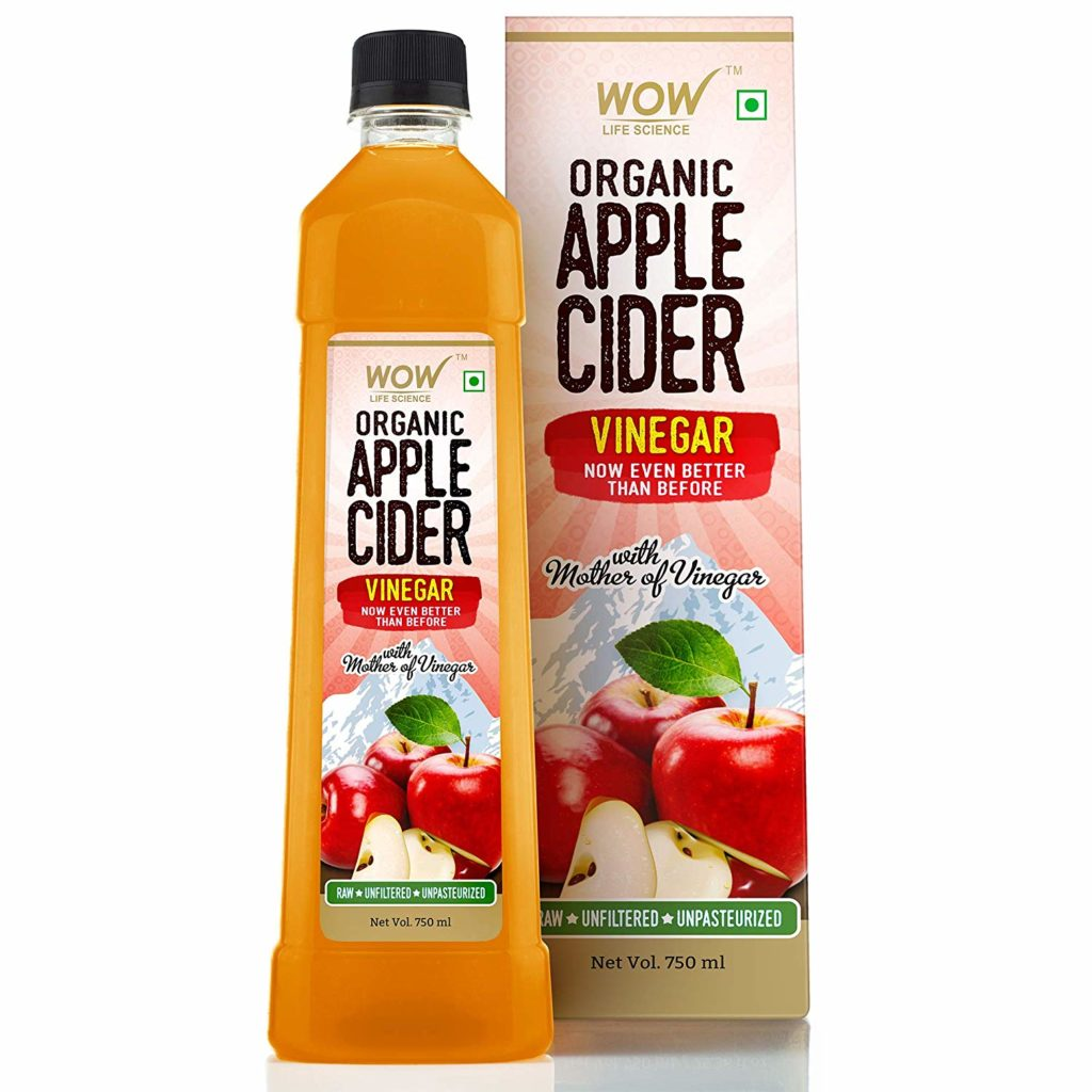 Best Brands Of Apple Cider Vinegar (With Mother) Brands