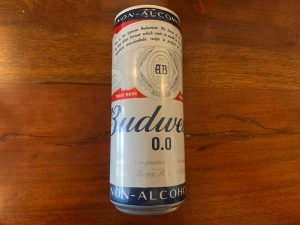 Budweiser Non Alcoholic Beer Review