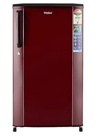 Best single door refrigerators in India 2020