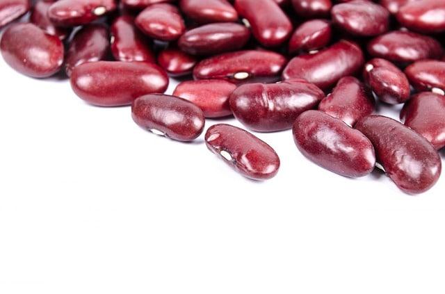 Benefits of rajma include regulating blood pressure levels