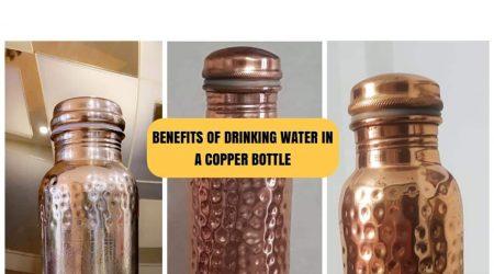 benefits of a copper bottle
