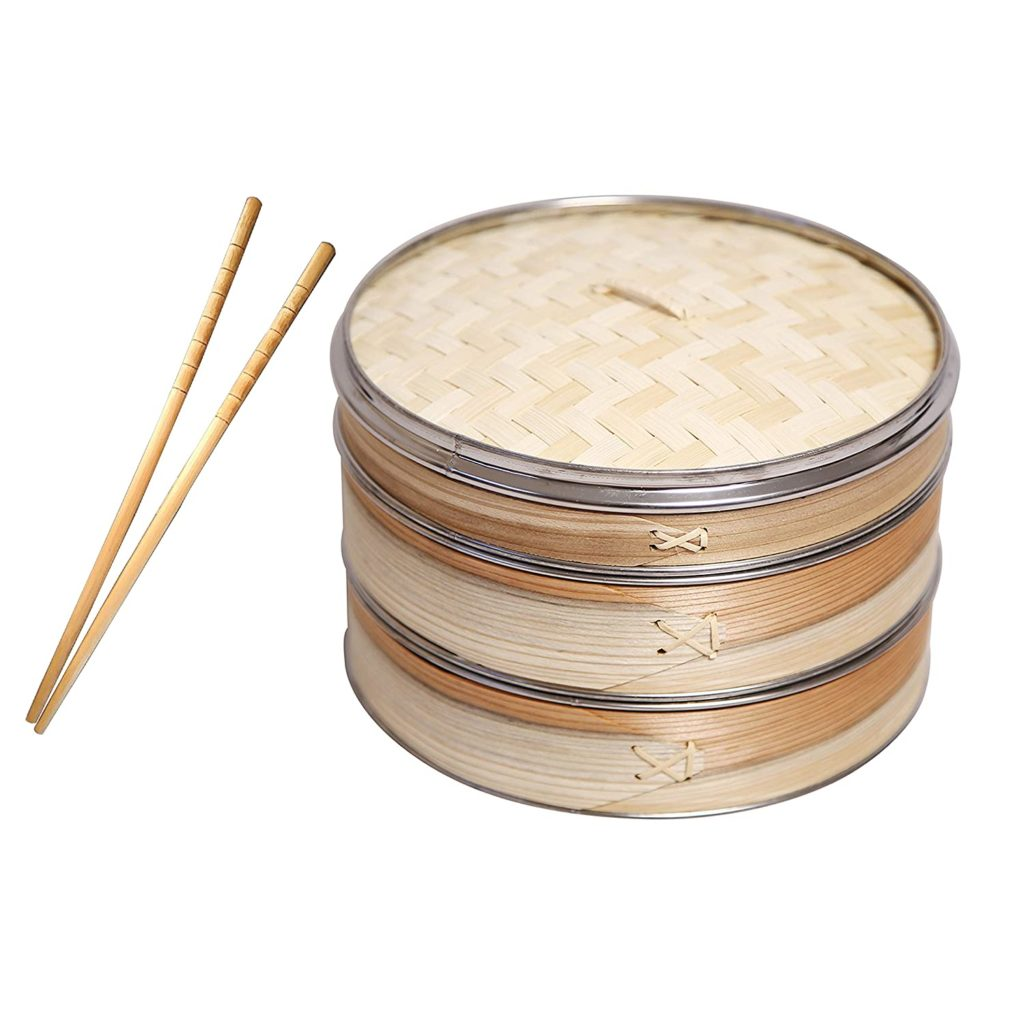 Best Natural Bamboo Steamers