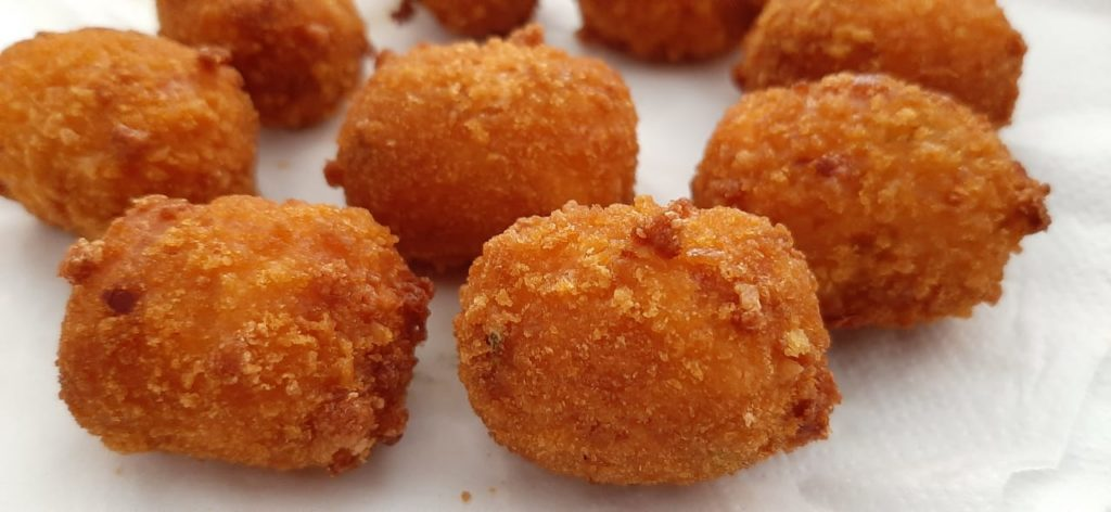 McCain Chilli Cheesy Nuggets Review