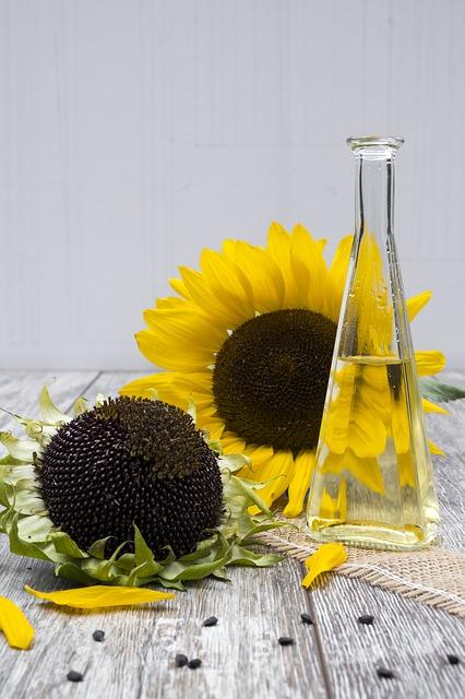 Sunflower Oil Vs Olive Oil