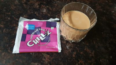 mother dairy chillz chocolate milk review