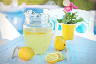 ways to jazz up nimbu paani