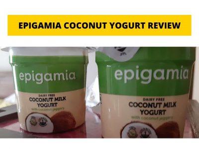 Epigamia Coconut Milk Yogurt review