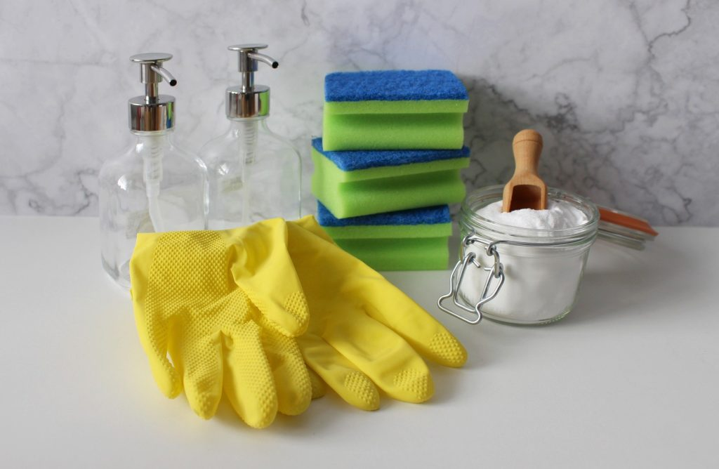 kitchen cleaning checklist - Daily Weekly And Monthly tasks