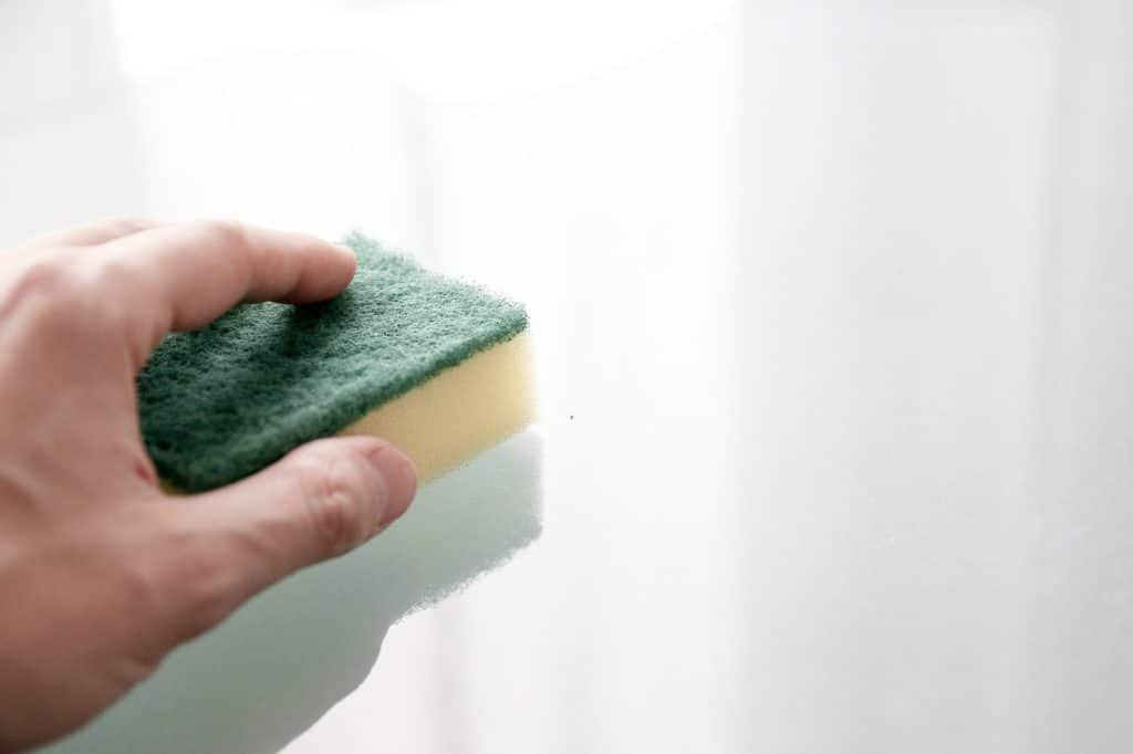 kitchen sponges cleaning