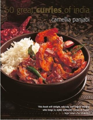 50 great curries of india – camellia punjabi