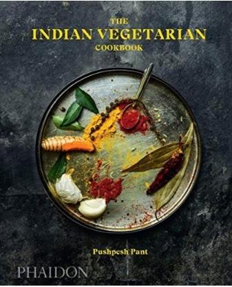 the indian vegetarian cookbook – pushpesh pant