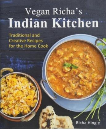 vegan richa's indian kitchen – richa hingle